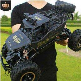Машинки и техника - Машинка вездеход радиоуправление Багги 4WD новая, 0