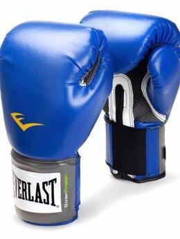 Боксерские перчатки - Перчатки боксёрские EVERLAST PU Pro Style…, 0