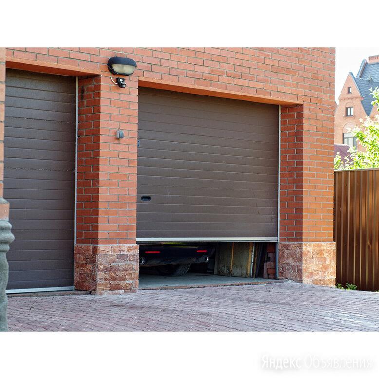 Секционные ворота утепленные по цене 7500₽ - Заборы, ворота и элементы, фото 0