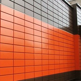 Строительные блоки - Фасадные кассеты, 0