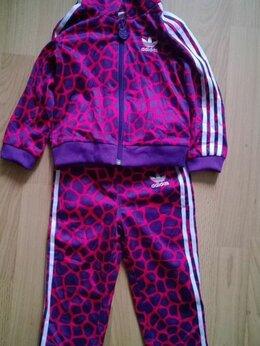 Комплекты и форма - Спортивный костюм adidas originals для девочки, 0