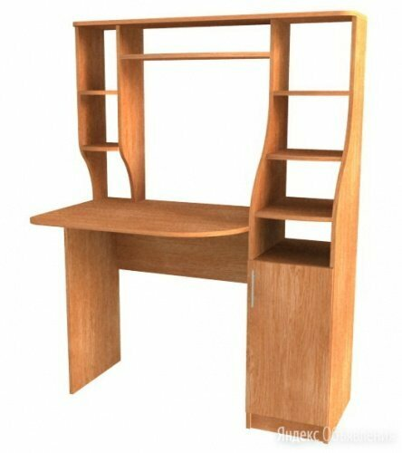 """Стол компьютерный """"Мастер 4"""" по цене 4899₽ - Компьютерные и письменные столы, фото 0"""