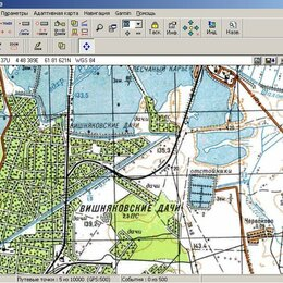 GPS-навигаторы - Навигатор Archos IPX67 OZI на Windows, 0
