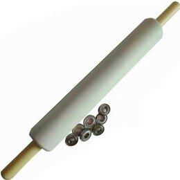 Скалки - скалка 50см диаметр 7,5см с подшипниками., 0