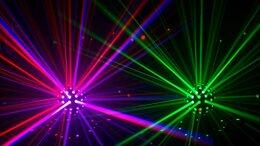 Световое и сценическое оборудование - центральный световой эффект для дискотек, 0