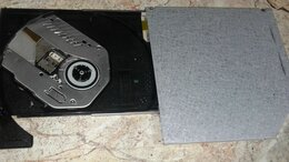 Оптические приводы - DVD-RW привод для ноута SATA slim (тонкий 9.5мм), 0