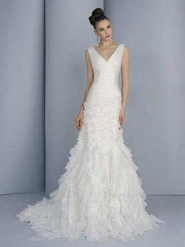 Платья - Новое платье премиум-класса от испанского дизайнер, 0