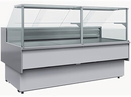 Холодильные витрины - Холодильная витрина Полюс Carboma Bavaria 2…, 0