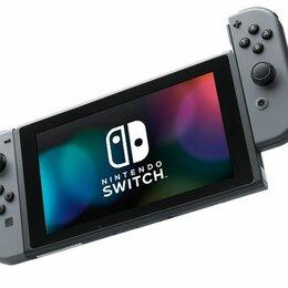 Игровые приставки - Игровая приставка nintendo Switch (рст), 0