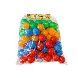 Шарики для сухих бассейнов - Шарики для сухого бассейна Орион 80 штук 7 см арт.467В5, 0