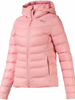 Пуховики - Куртка п. PUMA fw Pwrwarm Packlite 600 Rose ж., 0