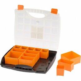Органайзеры и кофры - Органайзер двухсторонний 425*330*85 мм пластик…, 0
