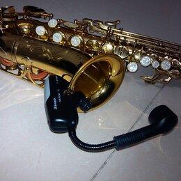 Микрофоны - Радиосистема для саксофона, 0