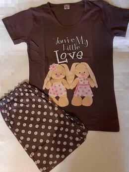 Домашняя одежда - Пижама Женская размеры от 42 до 52, 0