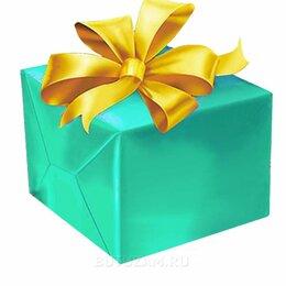 Подарочная упаковка - Упаковка большого подарка от 40 см с бантиком (органза) 3-5 см, 0
