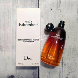 Парфюмерия - Dior fahrenheit aqua 100ml, 0