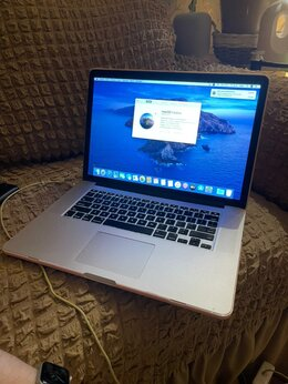 Ноутбуки - Mid 2015, apple MacBook Pro 15 I7…, 0