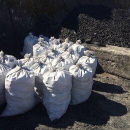 Топливные материалы - Уголь мешками по 25 и 50 кг., 0