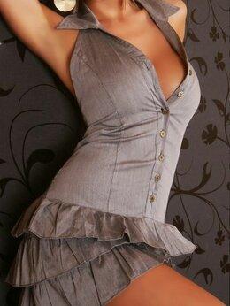 Платья - Летнее платье стрейч р.40-44, 0