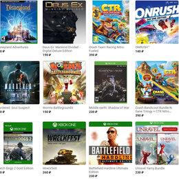 Игры для приставок и ПК - Более 122 игр на Xbox one, 0