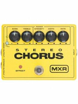 Процессоры и педали эффектов - Педаль MXR M134 Stereo Chorus, 0