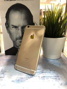 Мобильные телефоны - iPhone 6s 16GB Gold б/у, 0