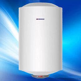 Водонагреватели - Накопительный электрический водонагреватель Edisson ER 100V, 0
