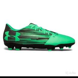 Обувь для спорта - Under Armour Spotlight DL FG SnrC99 Black новые, 0