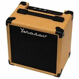Гитарное усиление - Комбоусилитель для электрогитары Yerasov GAVROSH-8, 0