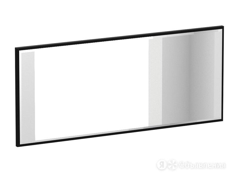 Зеркало настенное черное прямоугольное Kristal по цене 6700₽ - Зеркала, фото 0