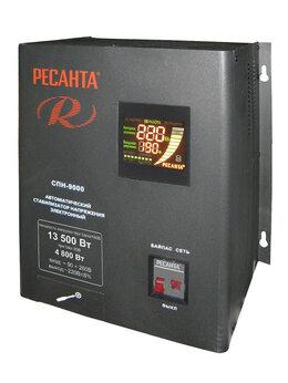 Стабилизаторы напряжения - Стабилизатор Ресанта Спн 13500, 0