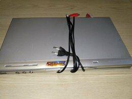 DVD и Blu-ray плееры - DVD плеер LG DGK685X в рабочем состоянии  , 0