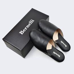 Домашняя обувь - Мужские тапочки Карло, 0
