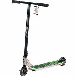 Велосипеды - Трюковый самокат PESCARA FV II, 0