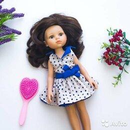 Куклы и пупсы - Кукла Paola Reina (новая) в коробке, 0