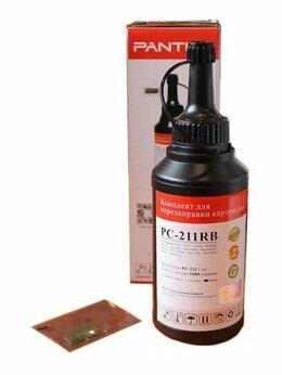 Картриджи - Тонер Pantum PC-211RB черный для принтера…, 0
