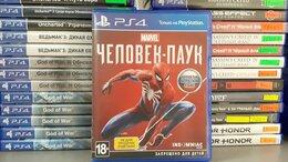 Игры для приставок и ПК - Человек паук Sony ps4, 0