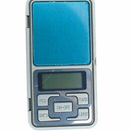 Весы ювелирные - Карманные Электронные Весы MH-200g 0.1g, 0