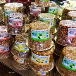 Продукты - Щербет фруктово ореховый без сахара, 0