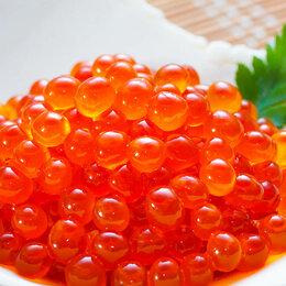 Продукты - Икра красная, семга, морепродукты, 0