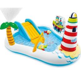 Развивающие игрушки - Игровой центр «Весёлая рыбалка», 0