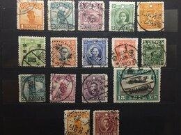 Марки - Почтовые марки Имперский Китай 1913-1926 гг, 0