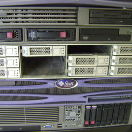 Серверы - Сетевое хранилище SUN CHASSIS-1 MFG 406066-002 , 0