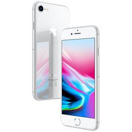 Мобильные телефоны - 🍏 iPhone 8 256Gb silver (белый) , 0