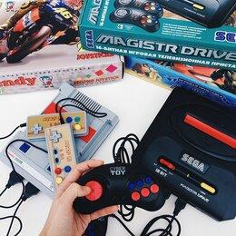 Игровые приставки - Игровая приставка Сега Magistr Drive, 0