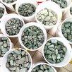 Камни для бани Жадеит шлифованный по цене 232₽ - Камни для печей, фото 2