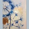 """Интерьерные картины (диптих) """"Одуванчики"""" по цене 6000₽ - Картины, постеры, гобелены, панно, фото 2"""