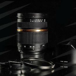 Объективы - Tamron 28-75 mm 2.8 for Nikon // 3738 , 0