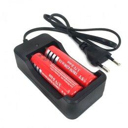 Блоки питания - Зарядное устройство для 2-х аккумуляторов 18650, 0