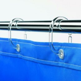 Шторы и карнизы - Карниз для шторки в ванну, 0
